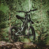 Kuber Ranger: un híbrido entre bicicleta eléctrica y motocicleta de campo que alcanza los 80 kilómetros por hora