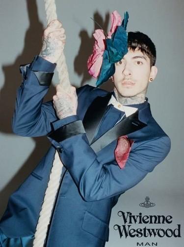Sastrería descarada en la campaña de Vivienne Westwood Primavera-Verano 2012
