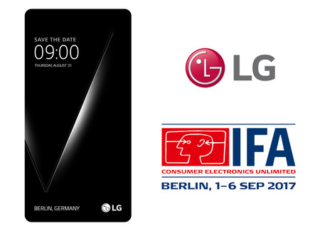 LG envía invitaciones para su evento en IFA: todos los rumores apuntan al LG V30