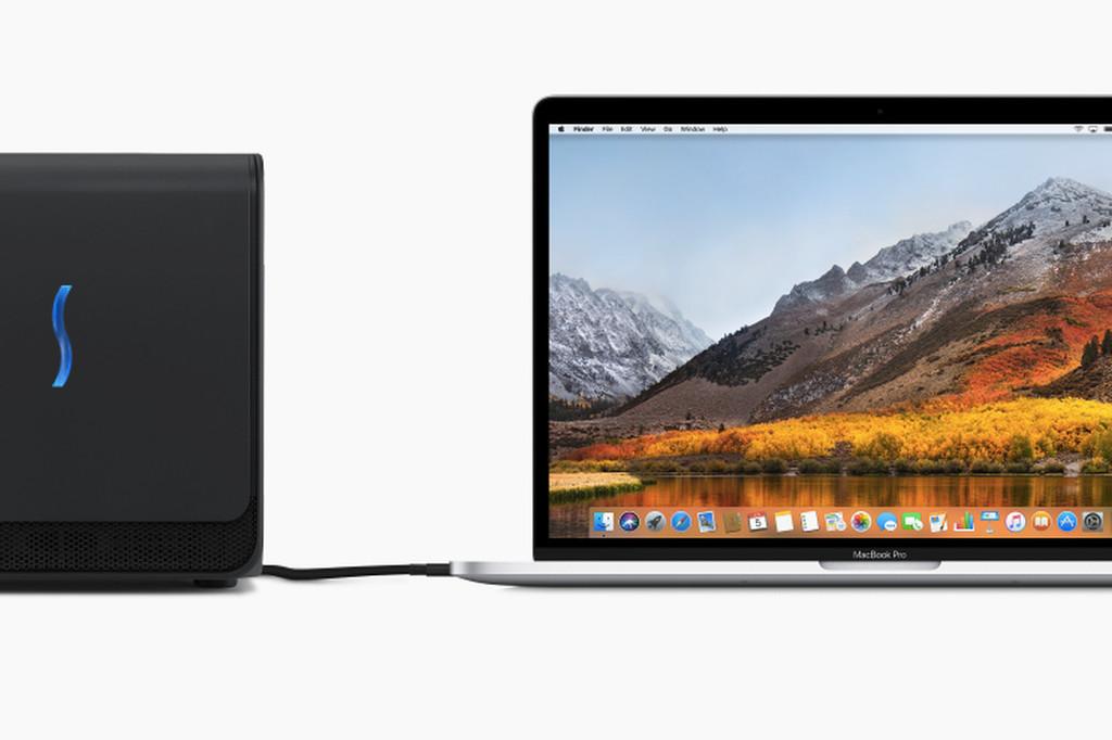 Apple External Gpu Enclosure 0