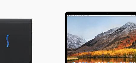 Apple quiere más potencia para iMac y MacBook Pro y abre las puertas a las tarjetas gráficas externas