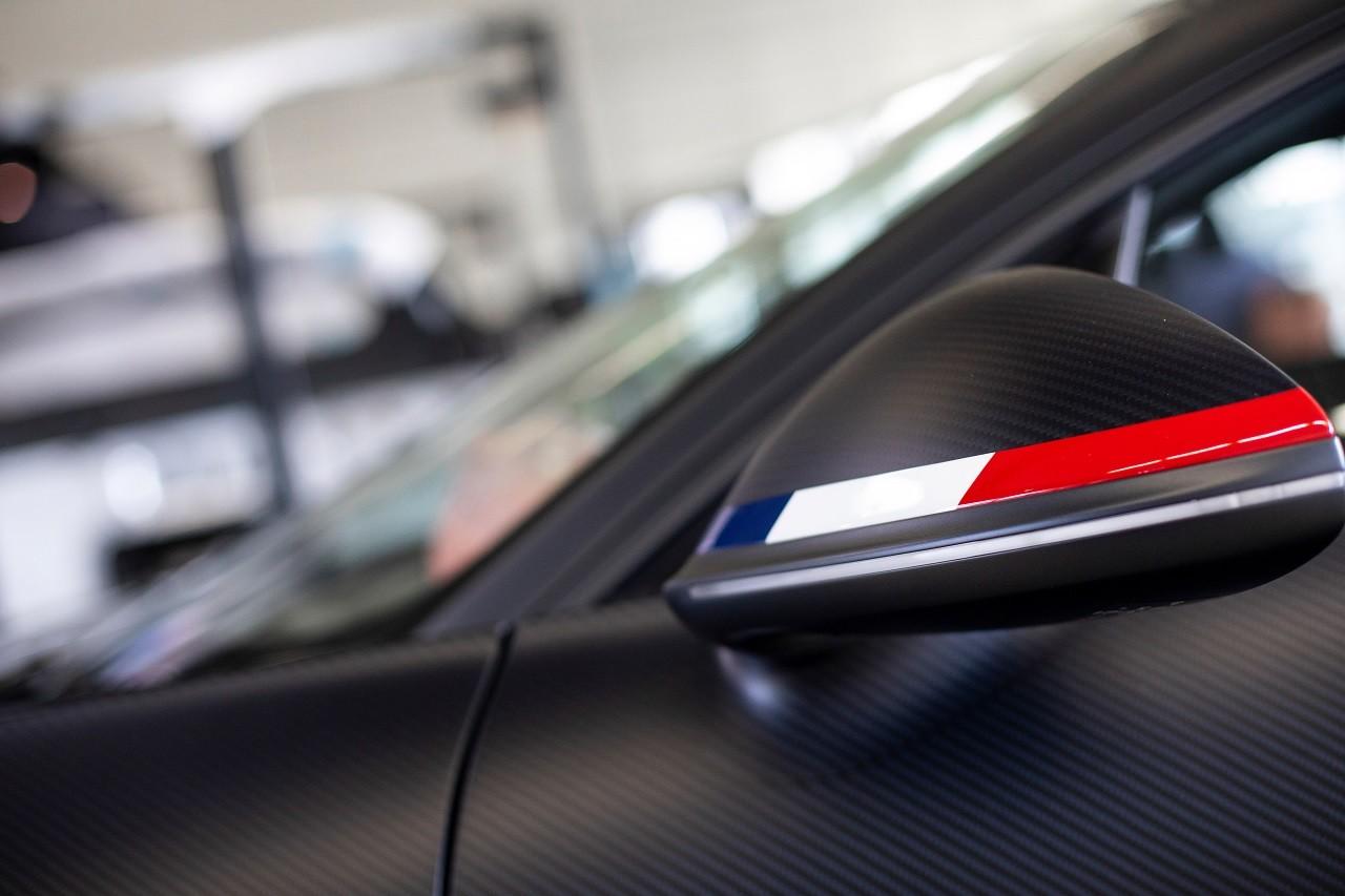 Foto de Bugatti Chiron número 200 (9/11)