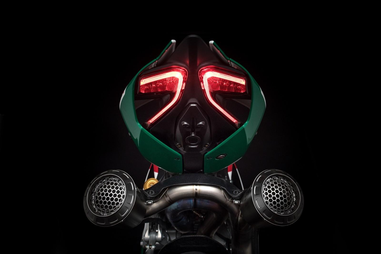 Foto de Ducati 1299 Panigale R Final Edition (41/58)