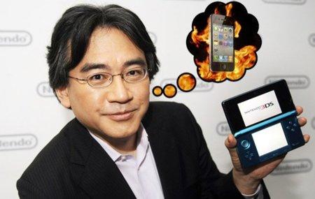 Satoru Iwata ratifica que Nintendo no considera en absoluto desarrollar juegos para iOS