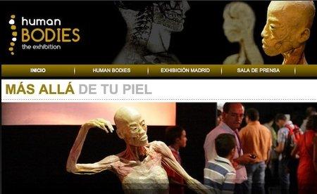 La exposición Human Bodies llega a Madrid