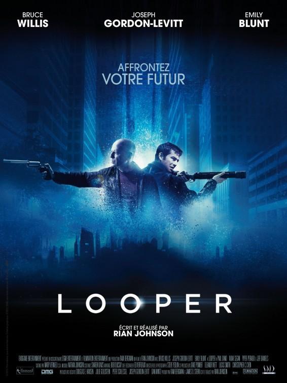 Foto de Carteles de 'Looper' (10/14)