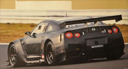 Nissan prepara un GT-R especificación GT1