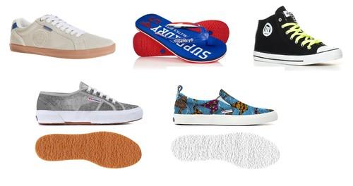 5 Ofertas en zapatillas y chanclas de eBay muy rebajadas, desde sólo 10,95 euros y con envío gratis