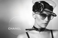 Laetitia Casta tiene poco de casta para la nueva campaña de Chanel