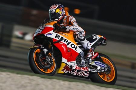 Dani Pedrosa Motogp Test Catar 2016