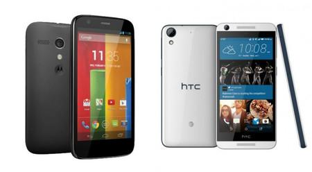 HTC y Motorola confirman que no ralentizan sus teléfonos más antiguos