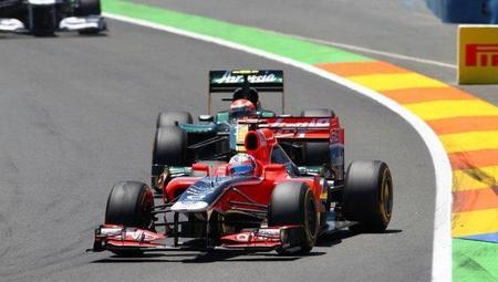 Virgin Racing firma un acuerdo de colaboración con McLaren