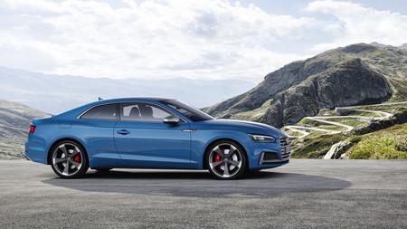 Audi S5 Coupé y Sportback