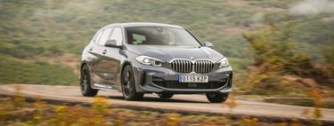 Probamos el nuevo BMW Serie 1: una transformación radical para ganar en calidad y tecnología sin comprometer el dinamismo