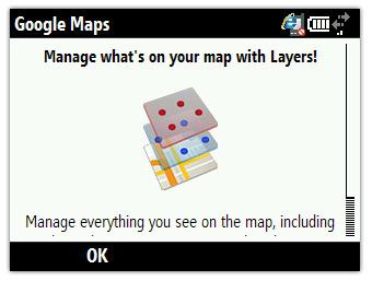 Google Maps 3.2, añadiendo capas