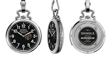 Reloj Shinola Henry Ford edición limitada