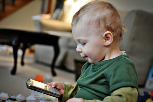 Tu móvil, ¿lo has elegido tú o tus hijos lo han hecho por tí?