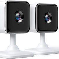 Con este cupón tienes estas dos cámaras IP de vídeo vigilancia por sólo 24,99 euros en Amazon