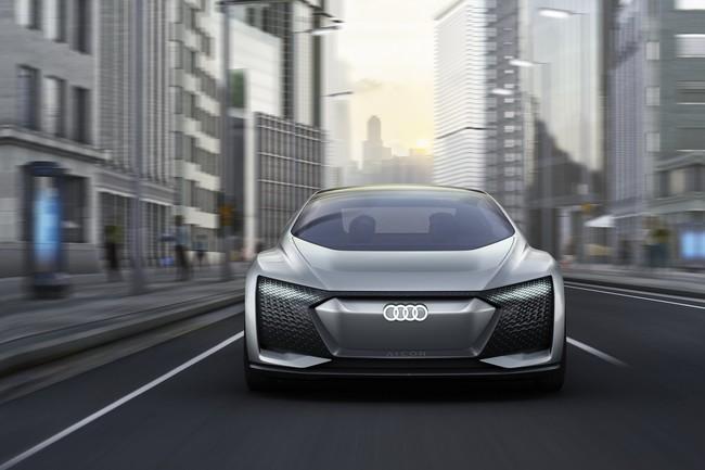 ¿Por qué el Audi Aicon Concept no tiene (ni necesita) cinturones de seguridad?