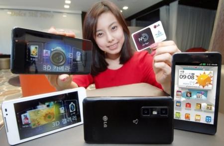 LG Optimus 3D Cube insiste todavía más en el vídeo 3D