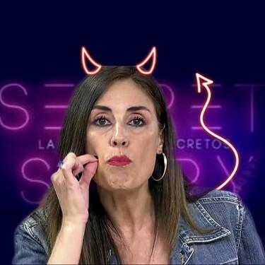 'Secret Story: la casa de los secretos': Isabel Rábago queda retratada como la más cínica del reality y Alba Carrillo toma la decisión definitiva
