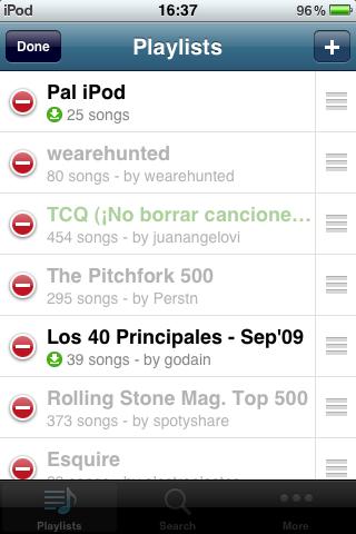 Foto de Spotify para iPhone (10/26)