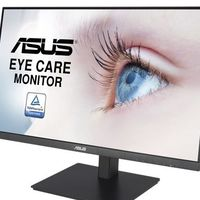 ASUS estrena el  VA27DQSB, su nuevo monitor Eye Care con panel IPS Full HD de 27 pulgadas