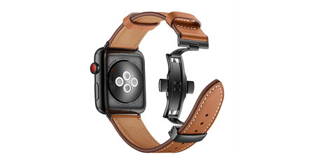 Correa Piel Myada Apple Watch