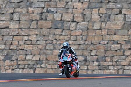 Schrotter Aragon Moto2 2020