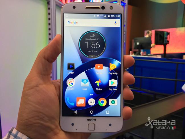 El nuevo Moto Z será potenciado por el Snapdragon 835 y Android 7.1.1, revela Geekbench