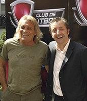 Hugo Gatti no encaja en Club de Fútbol
