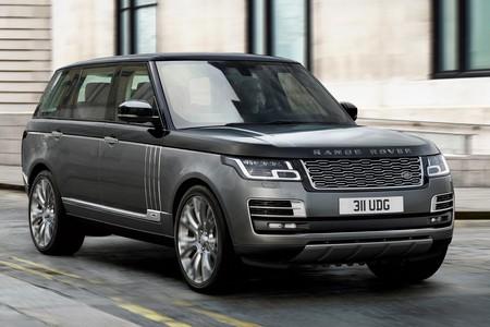 Land Rover Range Rover Lwb Svautobiography