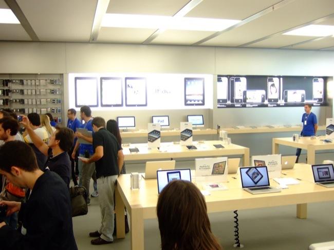 Foto de Apple Store Xanadú Madrid (19/19)