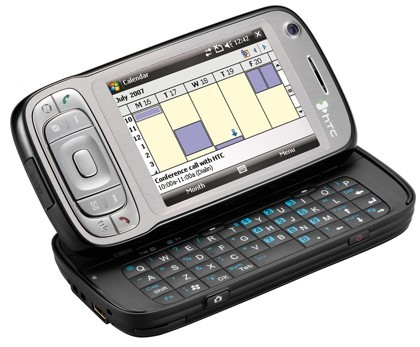 HTC TyTN II, el Pocket PC total