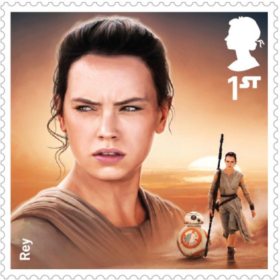 Foto de Star Wars Royal Mail (7/13)