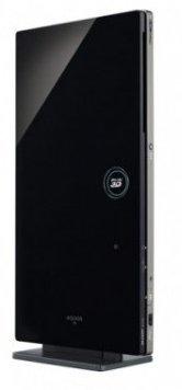 El estilizado Sharp BD-HP90 listo para salir a la venta