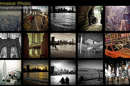 Probamos el servicio web de Arcadina creando nuestra propia página profesional de fotografía (y II)