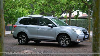 Subaru Forester 2.0 XT, toma de contacto