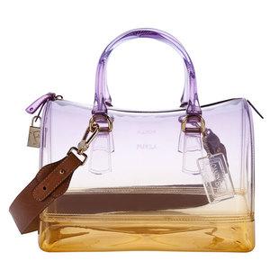 Nuevo bolso Candy Sunset de Furla, transparencias y degradados. Primavera/Verano 2013