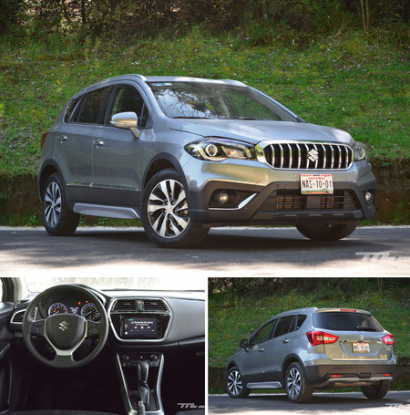 Comparativa B Suv S Cross 3