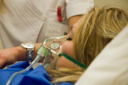 Una embarazada con cardiopatía grave logra ser madre gracias a una operación pionera