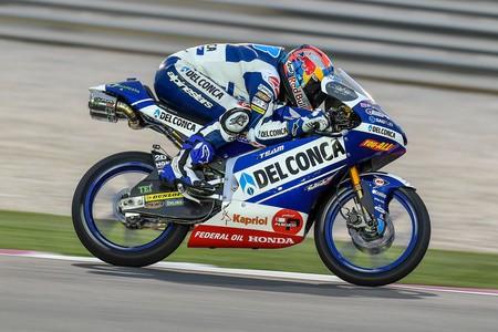 Jorge Martin Gp Catar Moto3 2018