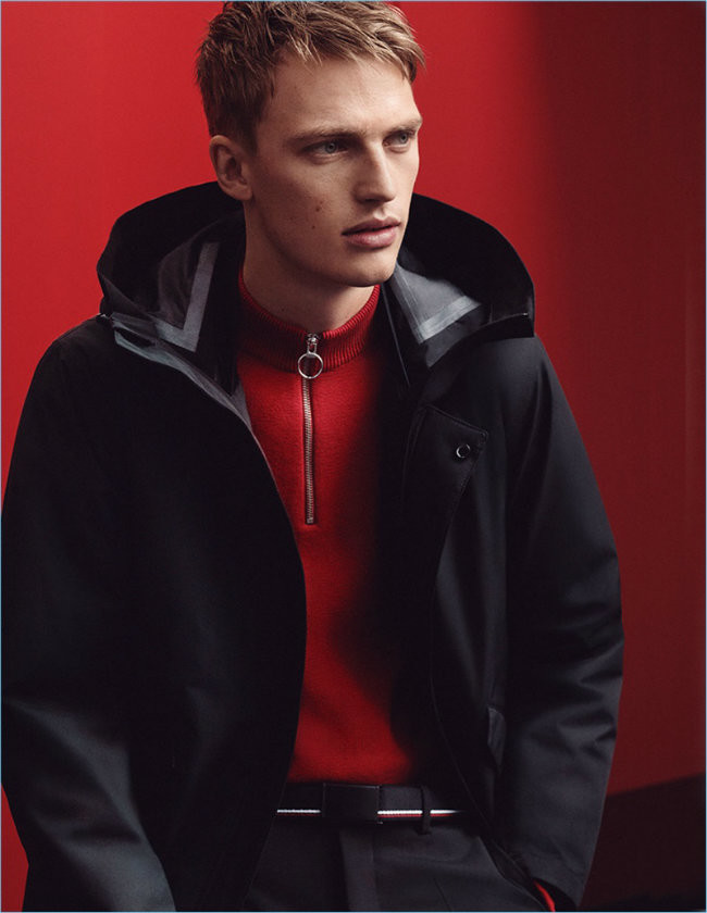 Zara Man Chinese New Year Special Collection 009