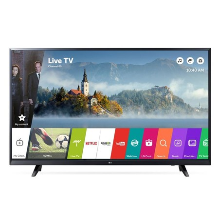 Super Weekend eBay especial Halloween: Smart TV LG de 43 pulgadas, con resolución 4K, por 389 euros