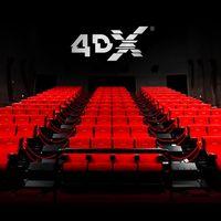 4DX: el siguiente paso evolutivo del 3D desvirtúa el cine convirtiéndolo en un parque de atracciones