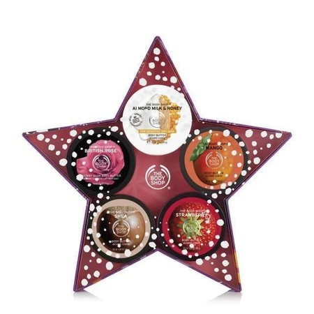 Body Butter Stars Of The Forest The Body Shop