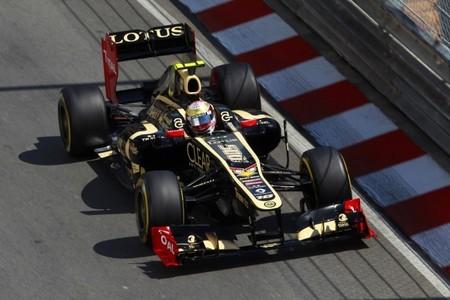 Lotus con muchas novedades para el Gran Premio de Bélgica
