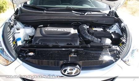 Hyundai ix35 2013 prueba en Madrid 25