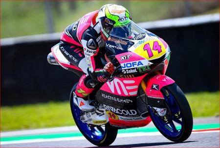 ¡Sexto ganador distinto en Moto3! Tony Arbolino vence a Lorenzo Dalla Porta sobre la misma bandera a cuadros
