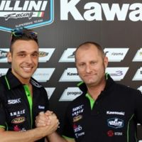 Niccolò Canepa ficha por el Team Grillini Kawasaki